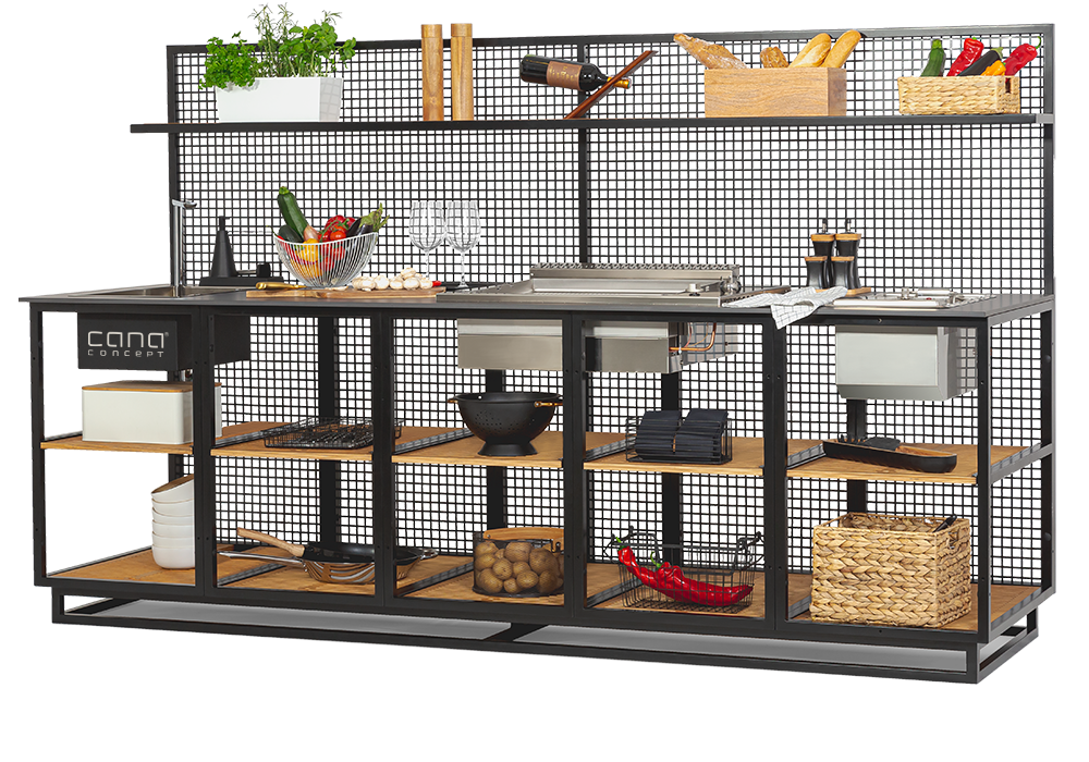 Ogrodowa kuchnia CANA Classic 5M